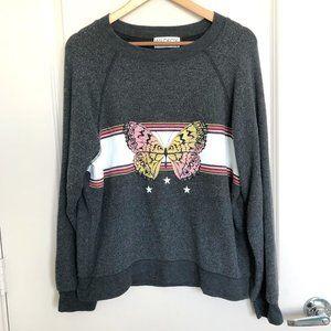 WILDFOX Retro Style Sweater